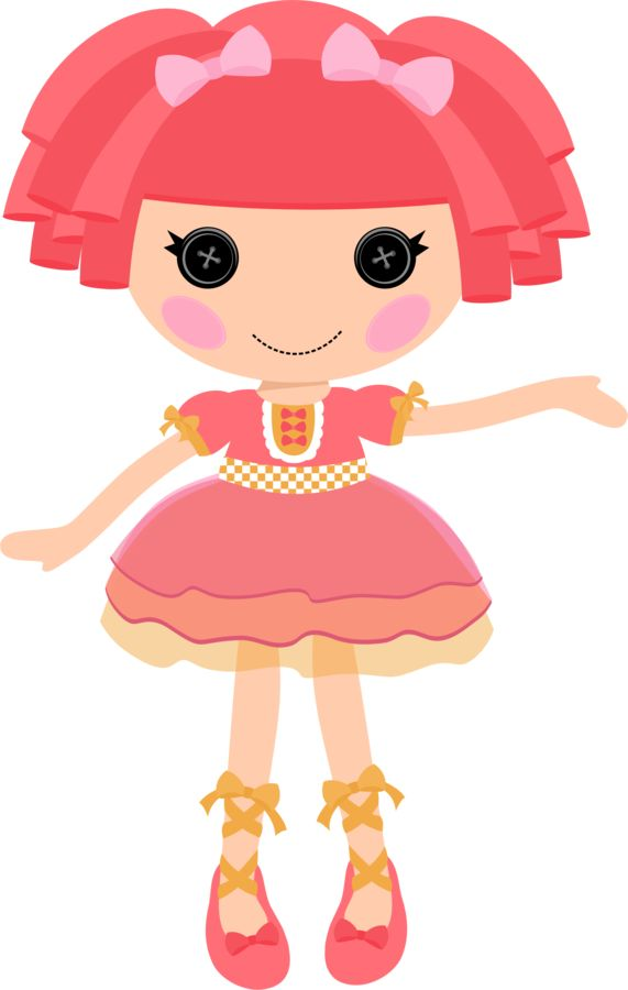 571x900 Doll Clipart Loopsy