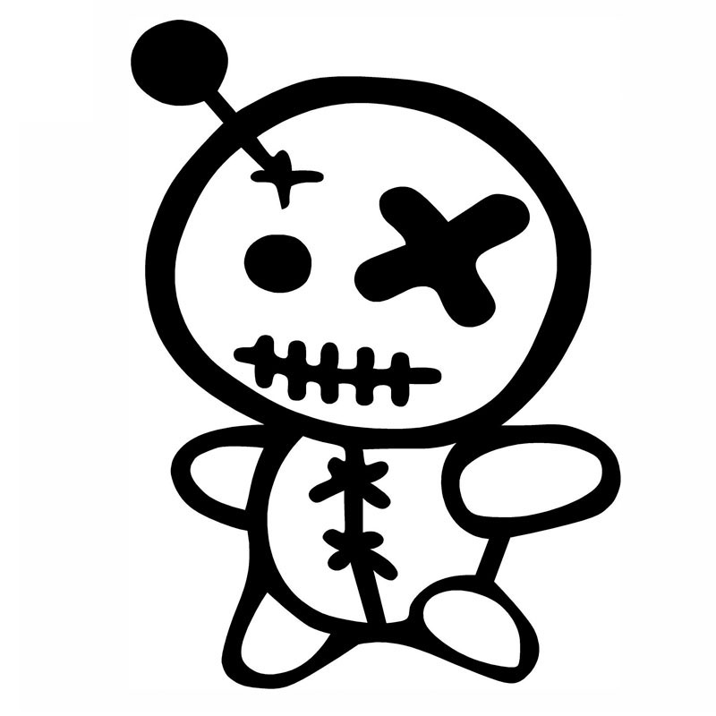 800x800 Pagan Clipart Voodoo Doll
