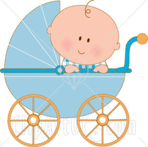500x496 Baby Boy Items Clipart