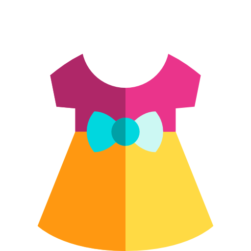 512x512 Baby Clothing, Fashion, Dress, Baby Clothes Icon