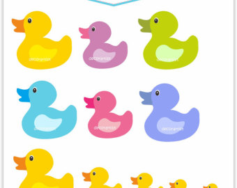 340x270 Cute Baby Duck Clip Art