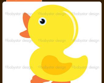 340x270 Duck Clipart Baby Shower Duck