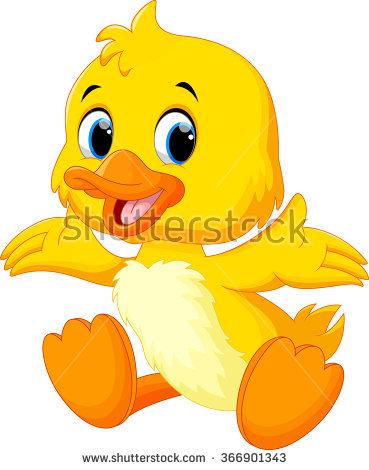 369x470 Duck Clipart Baby Swan