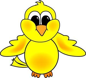 300x272 Cute Ducks Clipart