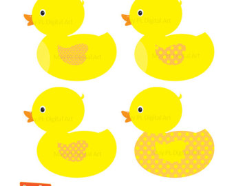 340x270 Duck Clipart Four