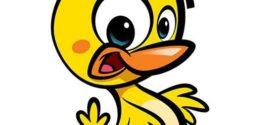 Baby Ducks Clipart