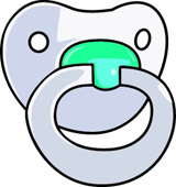 160x170 Baby Mouth Clipart