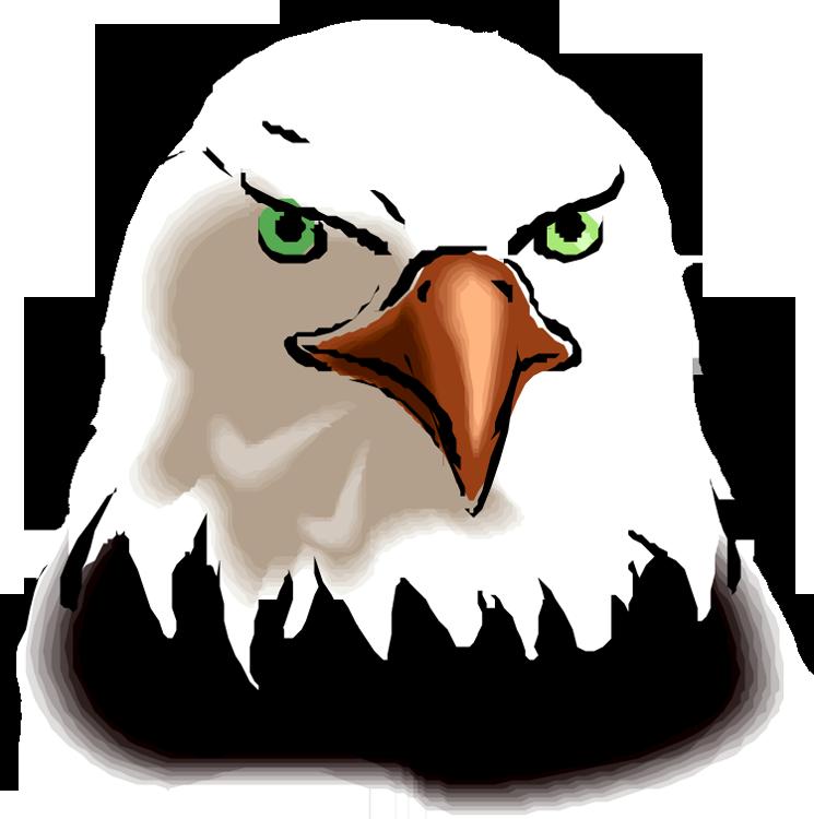 745x750 Top 85 Eagle Clipart