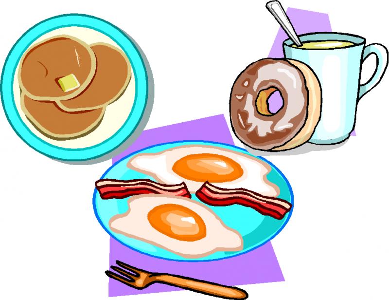 800x616 Breakfast Clipart Baby Food