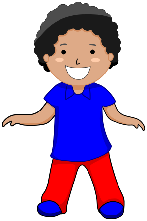 299x448 Clipart For Child