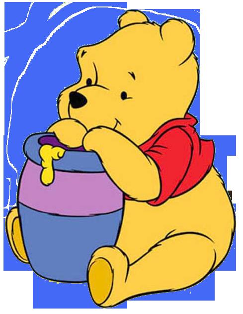 489x631 Honey Clipart Eating Honey