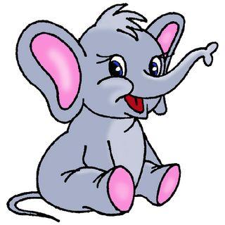320x320 Cute Elephant Cute Cartoon Elephants Baby Elephant Page 1 Cute