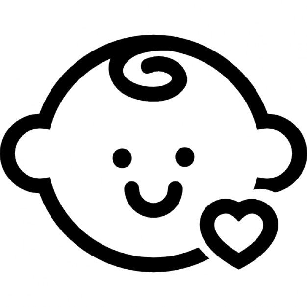 baby smile face free download