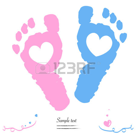 450x450 6,710 Baby Feet Cliparts, Stock Vector And Royalty Free Baby Feet
