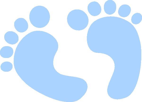 Baby Feet Clipart