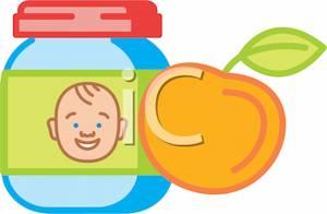 300x196 Baby Food Jar Of Peaches