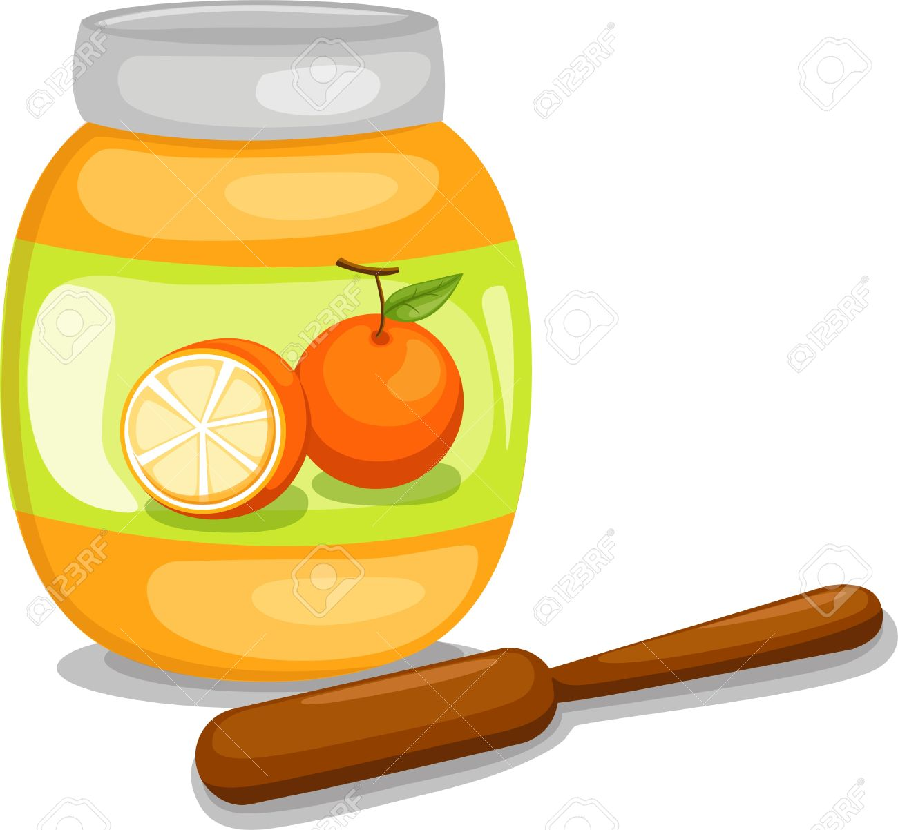 1300x1202 Jam Clipart Food