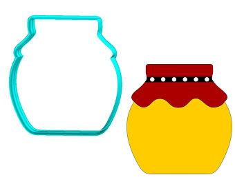 340x270 Mason Jar Honey Pot Etsy