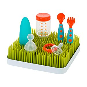 300x300 Boon Grass Countertop Drying Rack, Green Baby