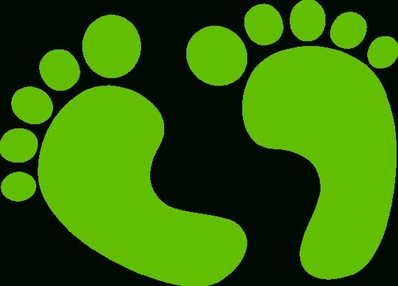 570x410 Footprints Clip Art