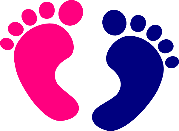 600x440 Baby Feet Baby Footprints Clipart Wikiclipart