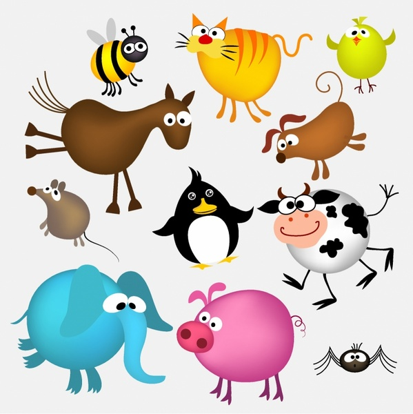 599x600 Free clipart of zoo animals free vector download (9,658 Free