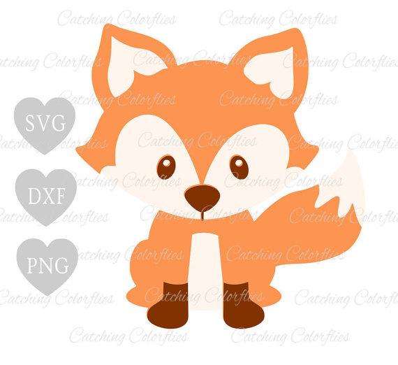 570x522 Fox Clipart Mommy