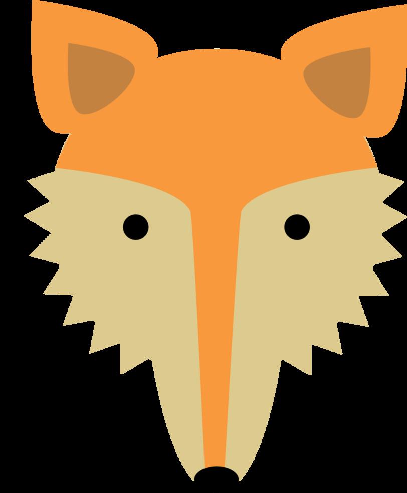 812x985 Free Fox Clipart
