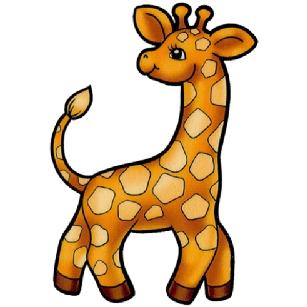 600x600 Baby Giraffe Pictures Giraffe Images Clip Art Image