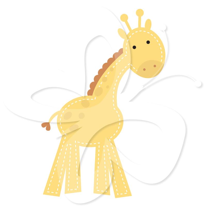 801x800 Giraffe Clipart