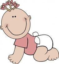 190x204 Baby Shower Border Clip Art Download 1,000 Clip Arts