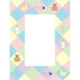 165x165 Baby Clipart Border