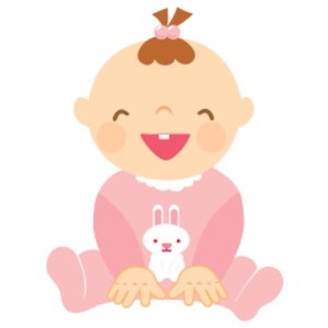 300x300 Baby Girl Clipart Png