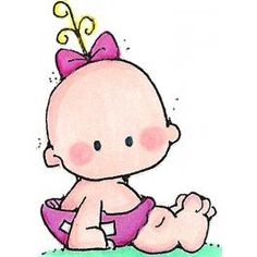 236x236 Baby Clipart Girl Free