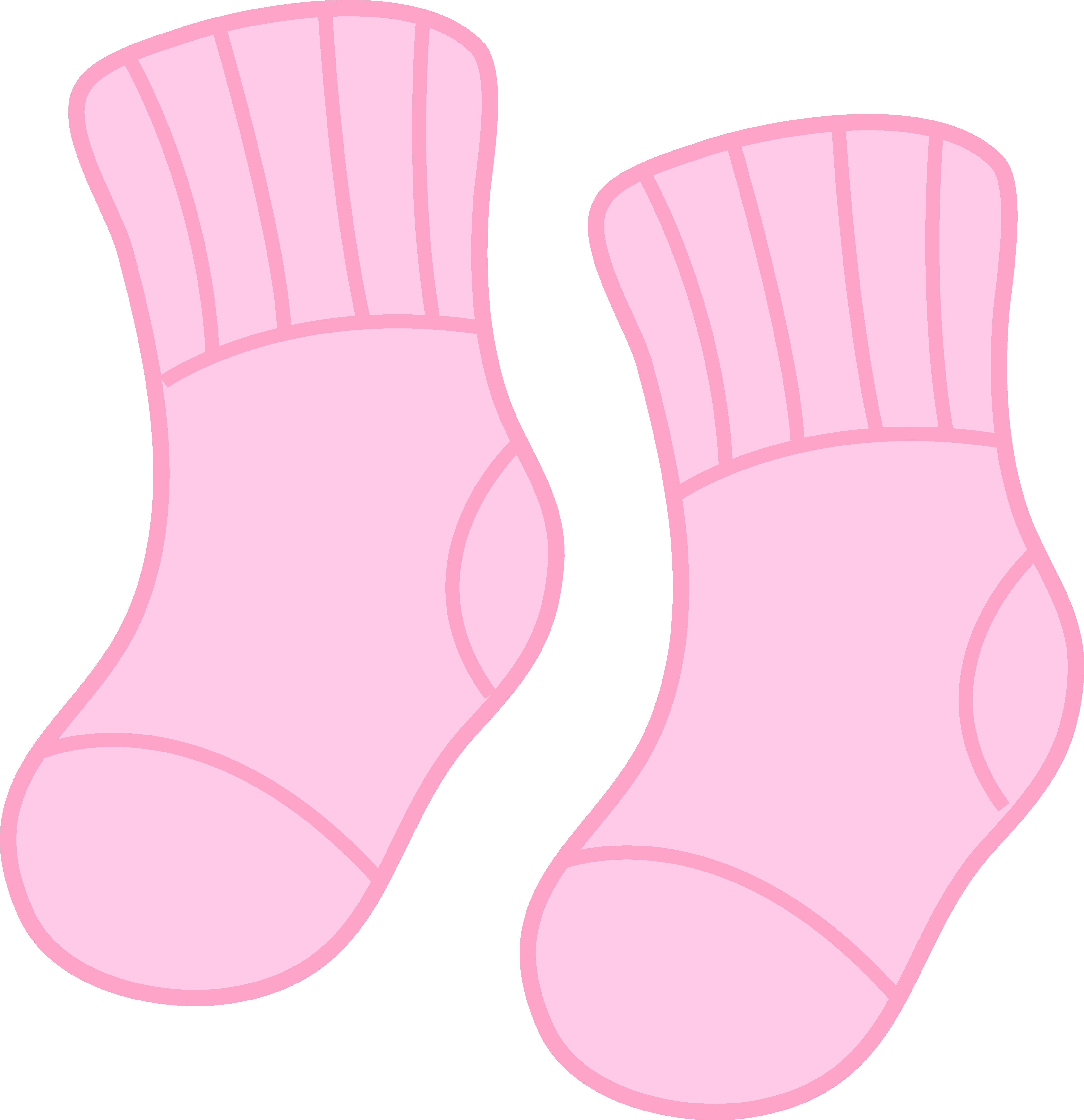 4462x4611 Baby Feet Baby Girl Footprint Clipart Free Download Clip Art 2
