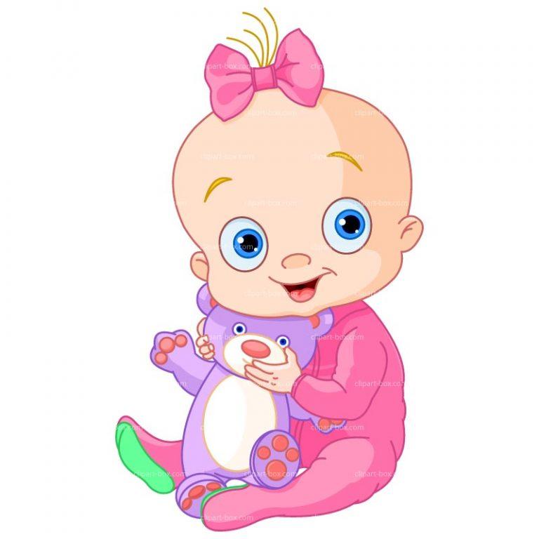 768x768 Prissy Inspiration Clip Art Baby Girl 1893570 Jpg Artnamed