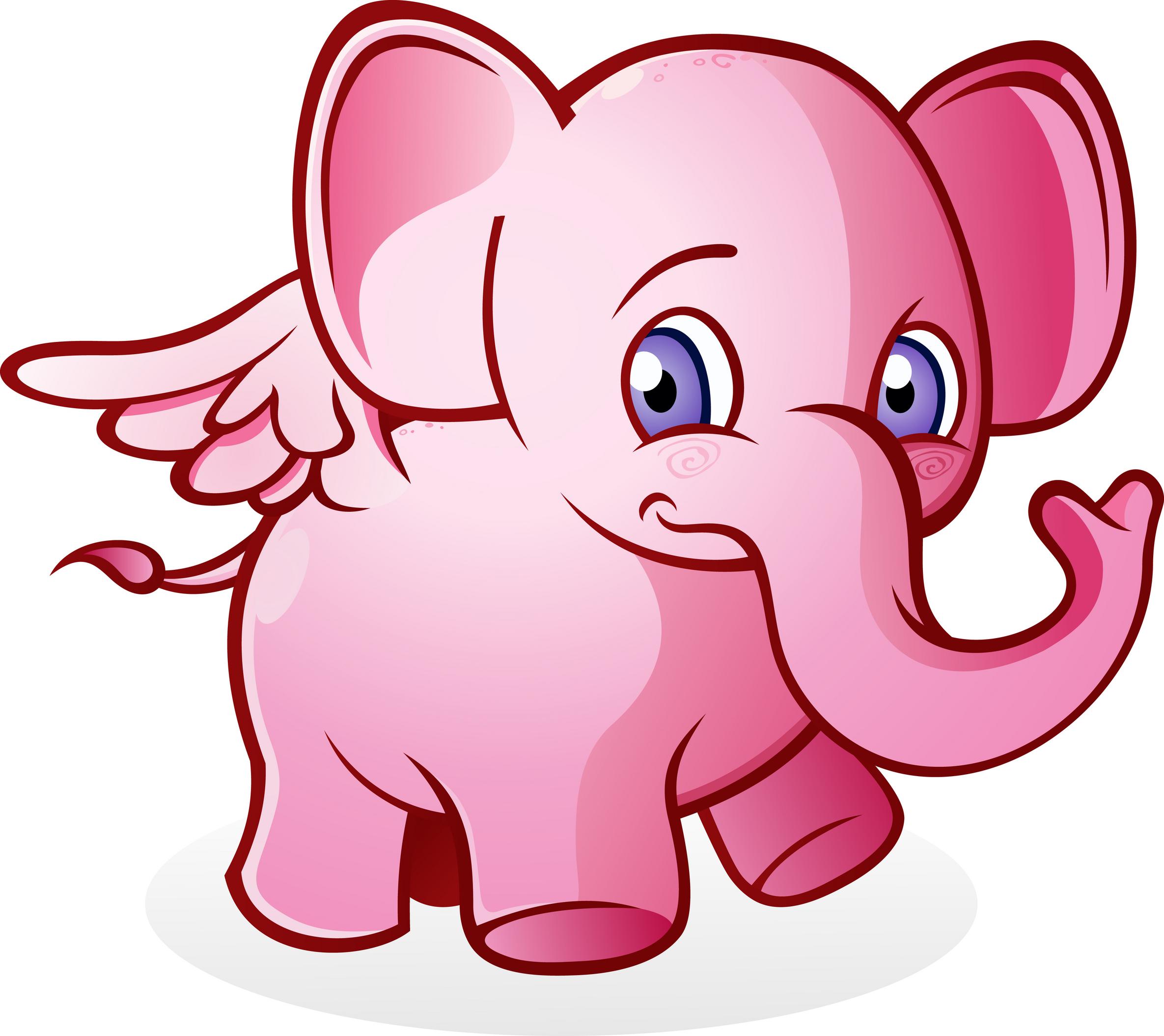 2370x2109 Pink Elephants And Trauma Recovery Trauma Recovery Elephants