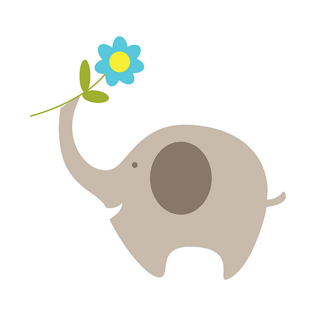 640x640 Themes Free Baby Elephant Baby Shower Clip Art With Speach Hd