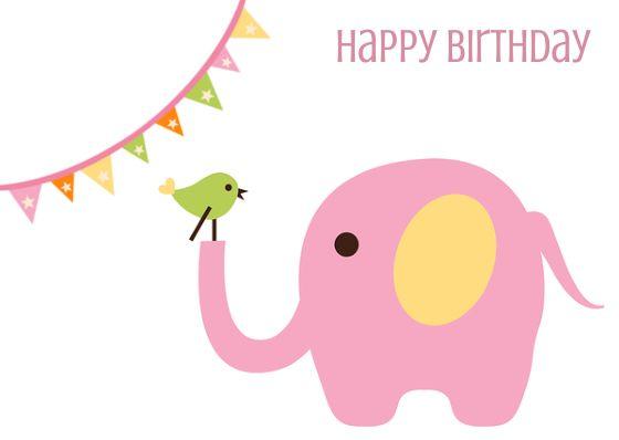 560x398 Baby Animal Clipart Happy Birthday