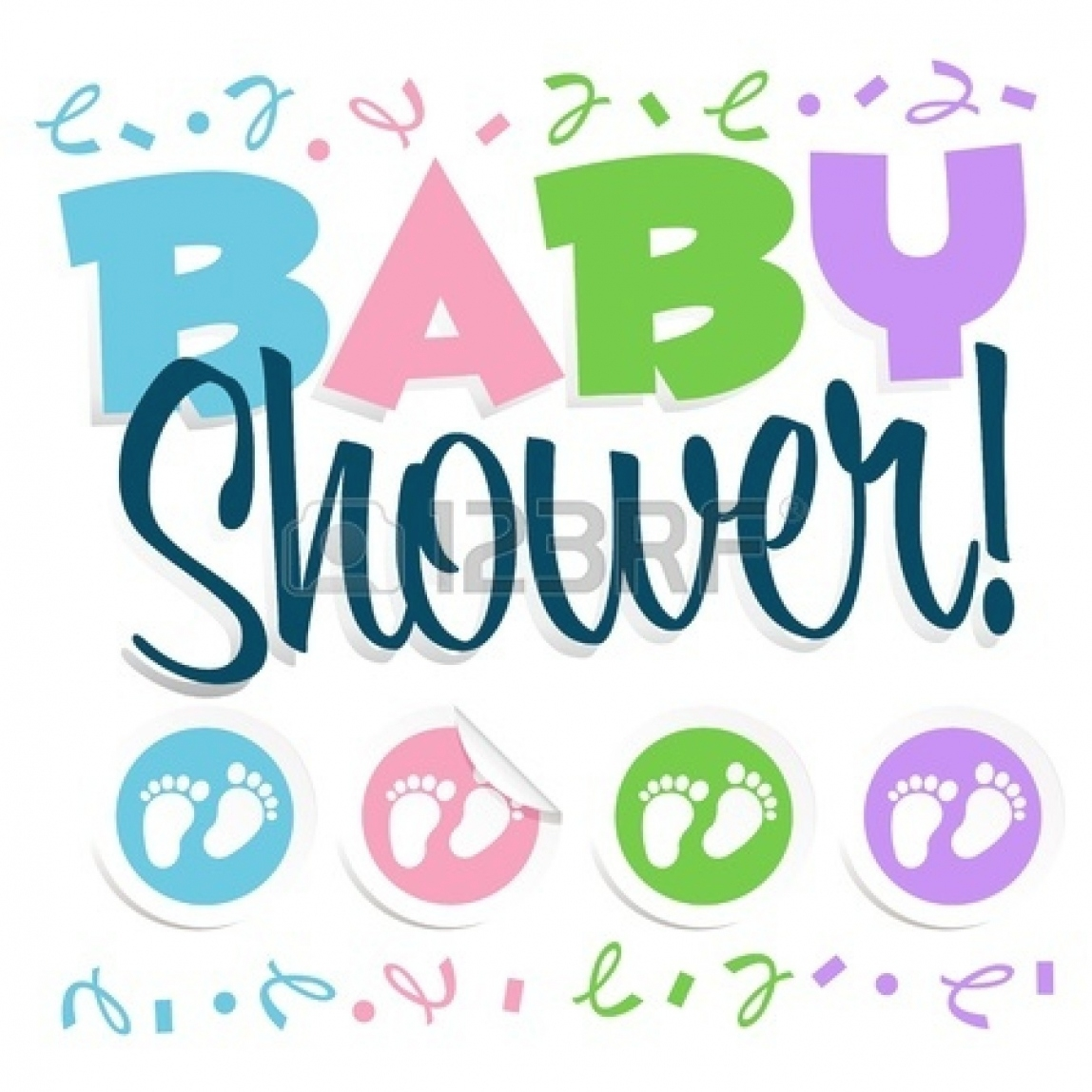 1148x1148 Baby Shower Clipart Images