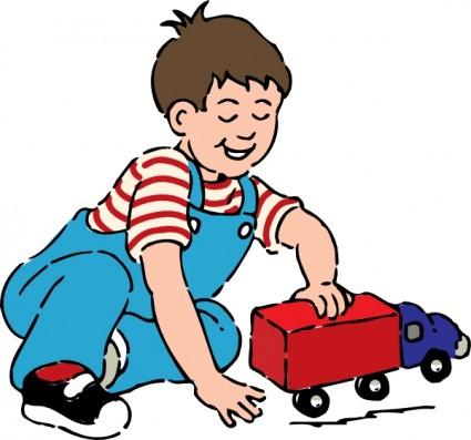 425x397 Boy And Girl Cartoon Clipart
