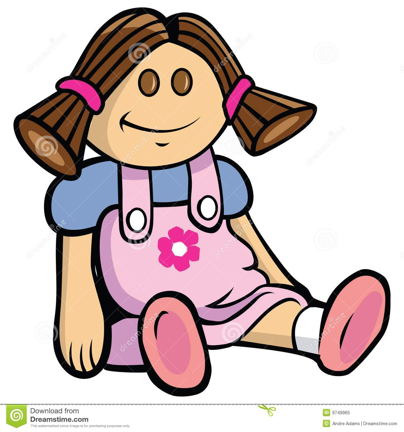 1300x1390 Toy Clipart Doll
