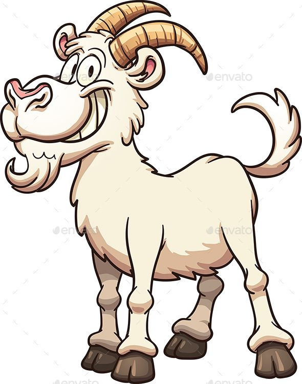 590x751 Cottage Curly Goat Clipart, Explore Pictures