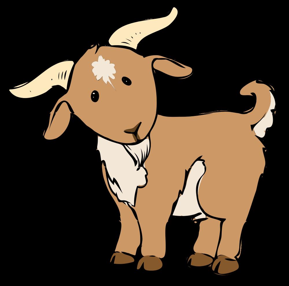 1000x989 Top 74 Goat Clip Art