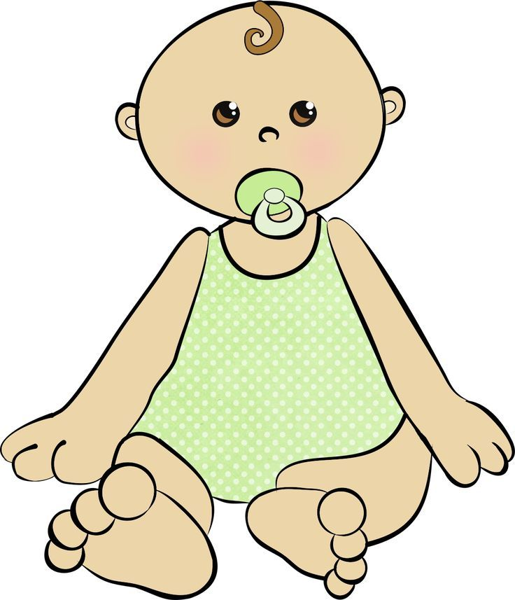 Baby Hand Clipart