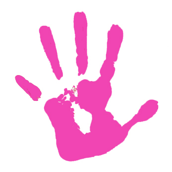 347x346 Baby Hand Clipart