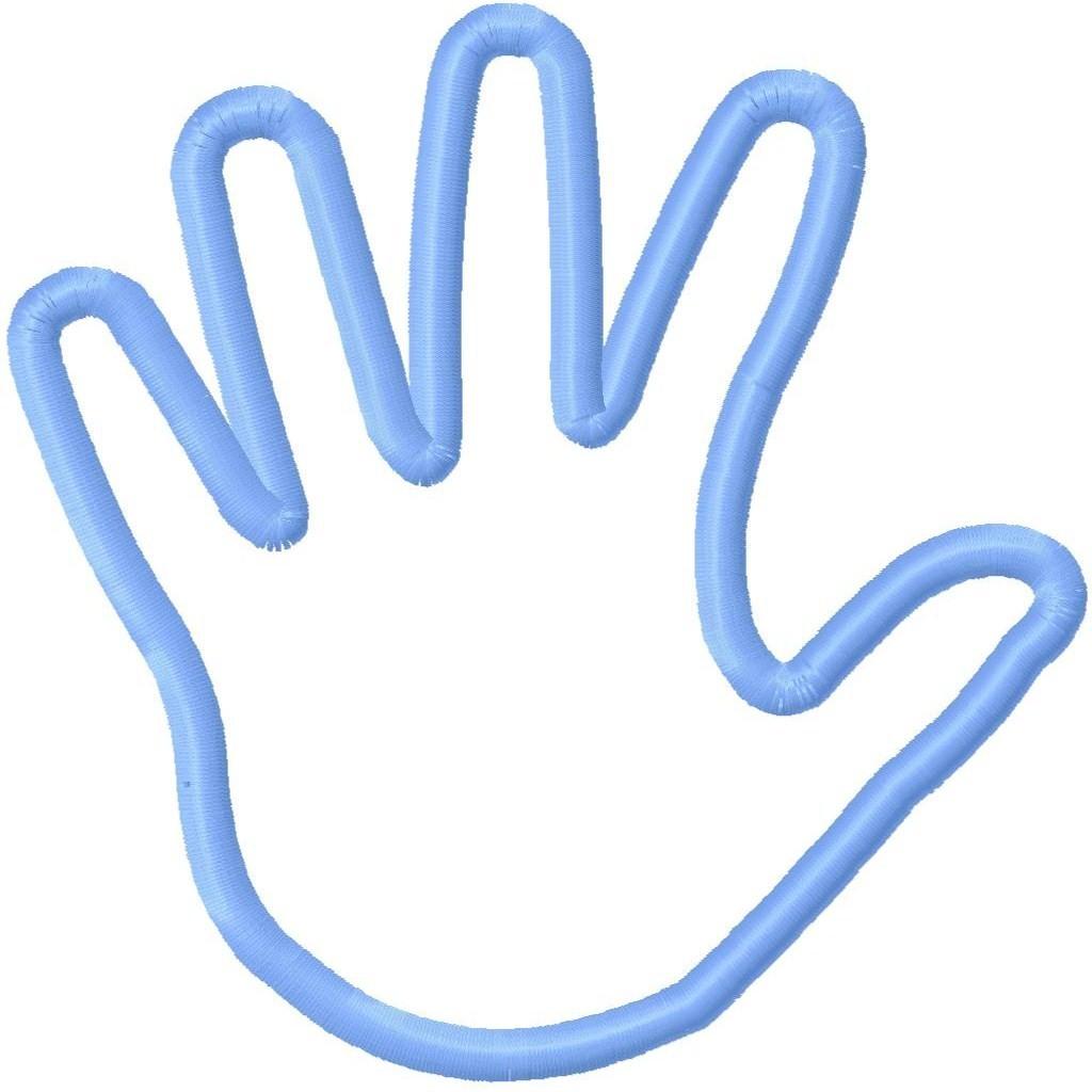 1024x1024 Child Hand Clipart