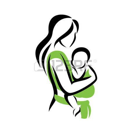 450x450 Mother And Baby Clipart Baby Hand
