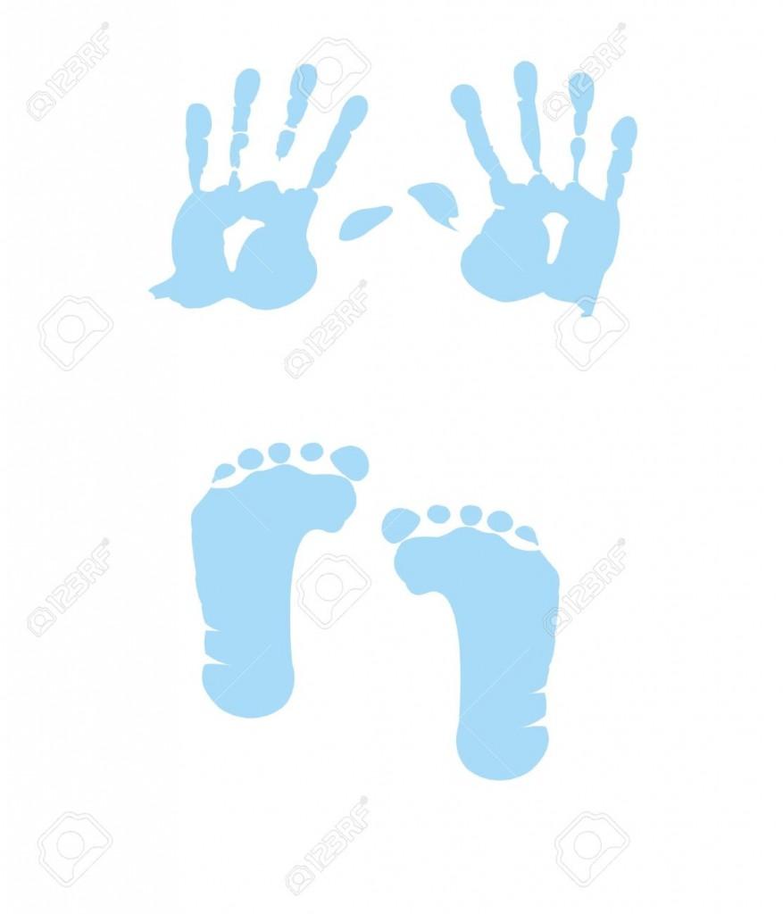 877x1024 Baby Feet Clip Art