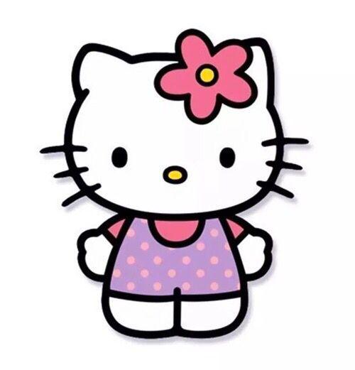 Baby Hello Kitty Clipart